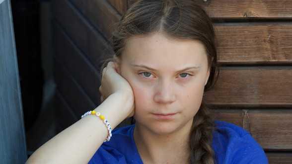 Greta Thunberg krijgt eigen tv-serie - Actueel