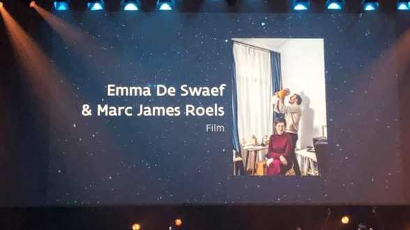 Emma De Swaef en Marc James Roel ontvangen de Ultima 2019 voor film! - Actueel