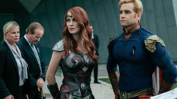 De 5 beste superheldenseries die je moet gezien hebben - Actueel