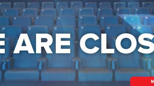 Alle Kinepolis bioscopen gesloten tot en met 31 maart - Actueel
