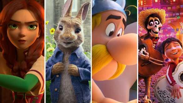 De beste films en series via streaming om uw kinderen volgende week bezig te houden - Actueel