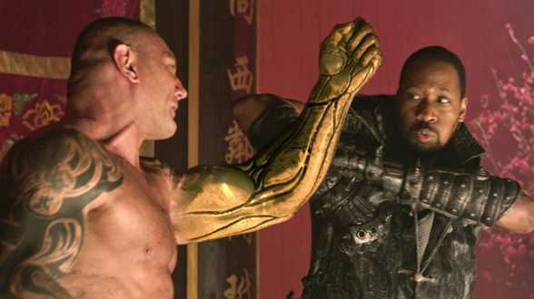 Vanavond op TV: The Man with the Iron Fists 2 - Actueel