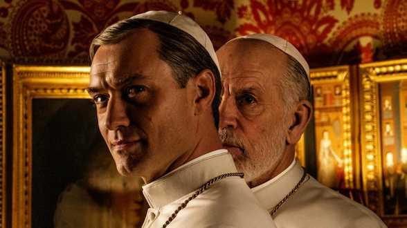 The New Pope vanaf 1 april op lumiereseries - Actueel