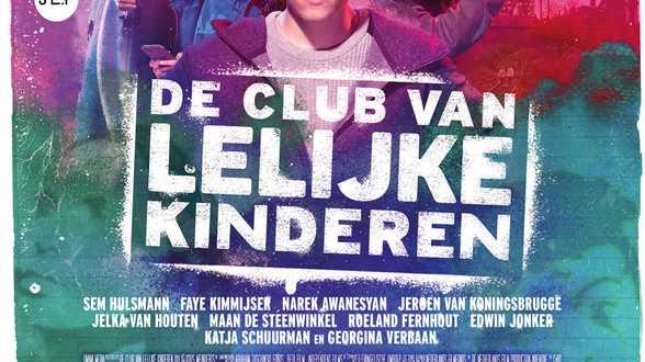De Club van de Lelijke Kinderen vanaf 8 april te bekijken op Cinema ZED en Lumière. - Actueel