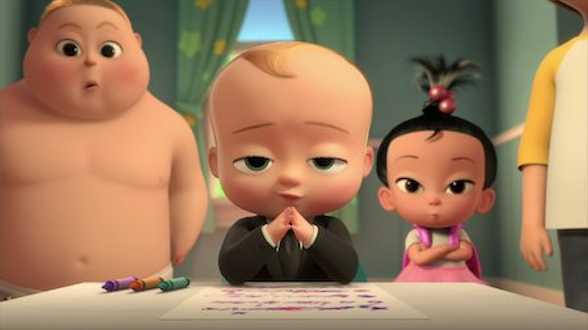 Vanavond op TV: The Boss Baby - Actueel