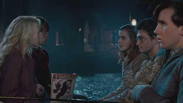 Vanavond op TV: Harry Potter and the Order of the Phoenix - Actueel