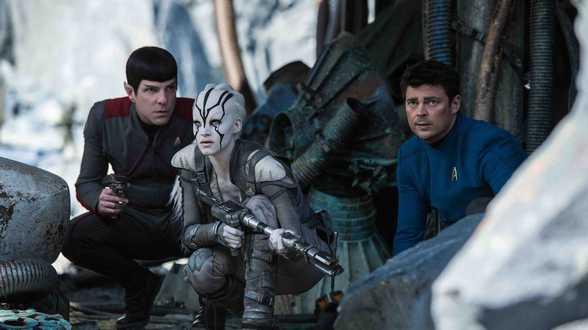 Blijf in uw kot met Star Trek en til uw filmkennis naar een hoger niveau - Actueel