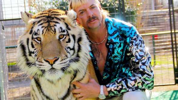 5 series voor de fans van Tiger King - Actueel