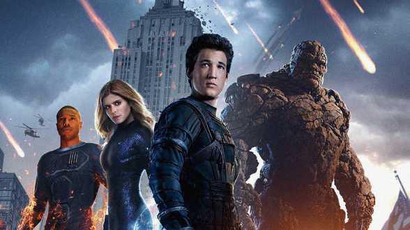 Vanavond op TV: Fantastic Four - Biografie