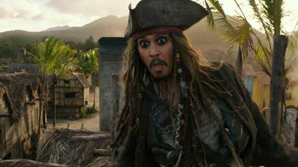 Elke dag 1 Pirates of the Caribbean-film om deze week in quarantaine door te komen - Actueel