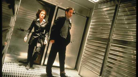 Vanavond op TV: The X-Files - Actueel