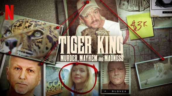 Nicolas Cage kruipt in de rol van 'Tiger King' - Actueel