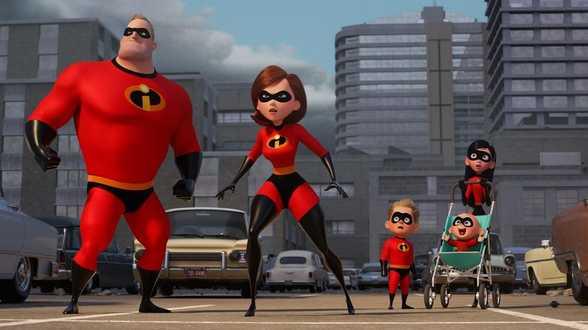 Vanavond op TV: Incredibles 2 - Actueel