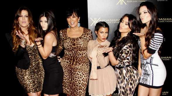 Keeping Up with the Kardashians komt naar Netflix - Actueel