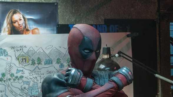 Vanavond op TV: Deadpool 2 - Actueel