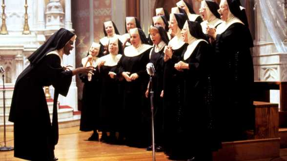 Vanavond op TV: Sister Act - Actueel