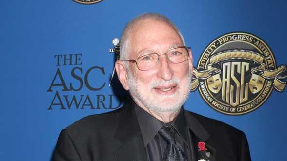 Stephen Lighthill benoemd tot voorzitter van Amerikaanse Cinematografen - Actueel