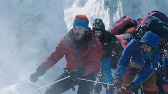Vanavond op TV: Everest - Actueel