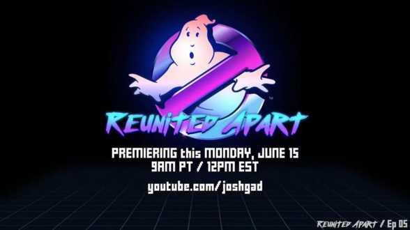 De cast van Ghostbusters komt samen voor een virtuele reünie - Actueel