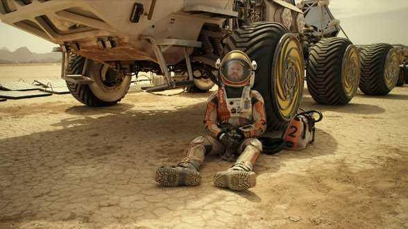Vanavond op TV: The Martian - Actueel