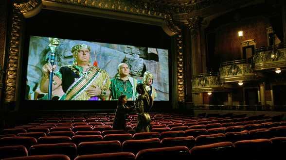 Films met een iconische scène in de cinema - Actueel