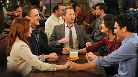 5 series voor de fans van How I Met Your Mother - Actueel