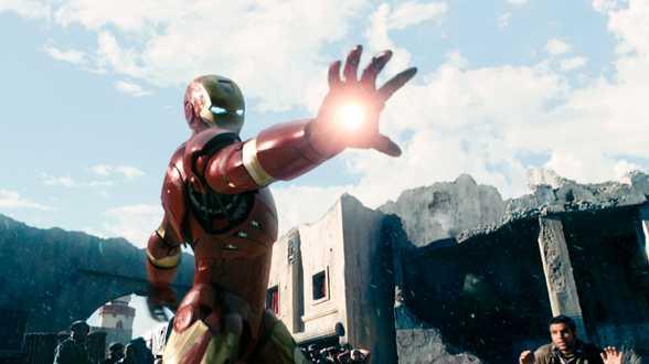 Vanavond op TV: Iron Man - Actueel