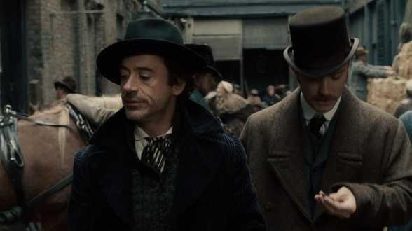 Vanavond op TV: Sherlock Holmes - Actueel