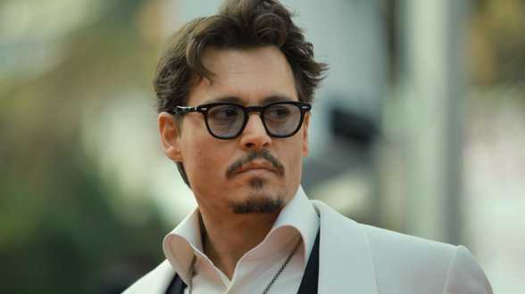 Johnny Depp ontkent dat hij monster is - Actueel