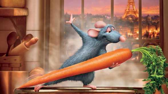 Vanavond op TV: Ratatouille - Actueel