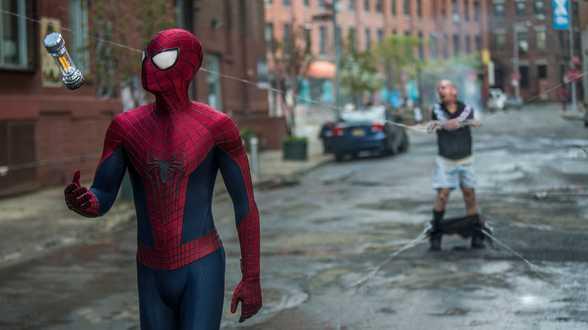 Vanavond op TV: The Amazing Spider-Man 2 - Actueel