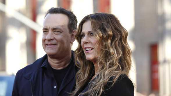 Tom Hanks en zijn vrouw Rita Wilson krijgen de Griekse nationaliteit - Actueel