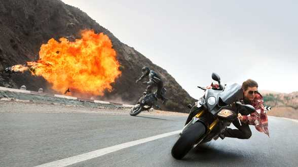 Vanavond op TV: Mission: Impossible - Rogue Nation - Actueel
