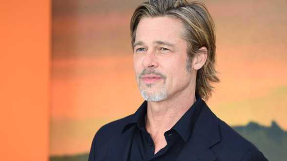 Brad Pitt gespot met nieuwe vrouw - Actueel