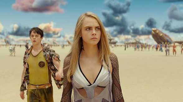 Vanavond op TV: Valerian and the City of a Thousand Planets - Actueel