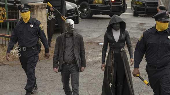 5 series voor de fans van Watchmen - Actueel