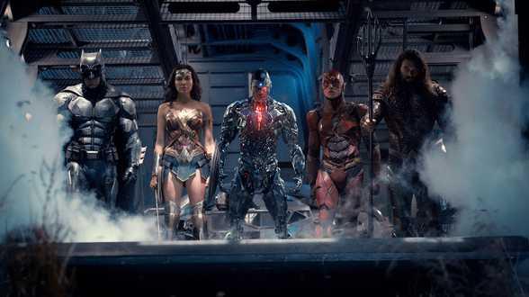 Vanavond op TV: Justice League - Actueel