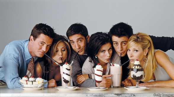 10 series om te bingewatchen terwijl je wacht op de reünie van Friends - Actueel