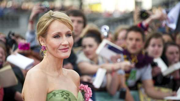 J.K. Rowling ligt opnieuw onder vuur - Actueel