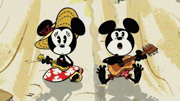 Mickey Mouse maakt comeback - Actueel