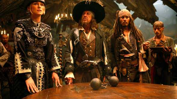 Vanavond op TV: Pirates of the Caribbean: At World's End - Actueel