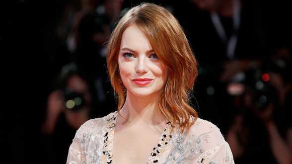 Emma Stone stiekem getrouwd - Actueel