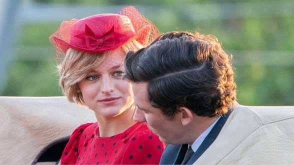 Emma Corrin over rol van Diana in The Crown: Er komt heel veel druk bij kijken - Actueel