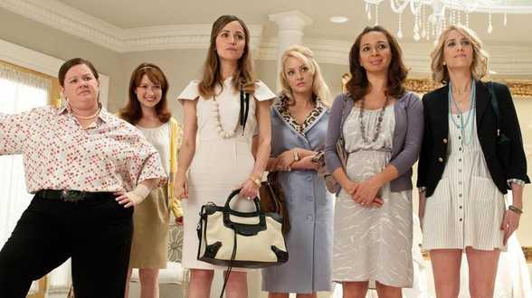 Vanavond op TV: Bridesmaids - Actueel