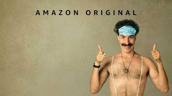 Sacha Baron Cohen moest vluchten tijdens opnames 'Borat 2' - Actueel