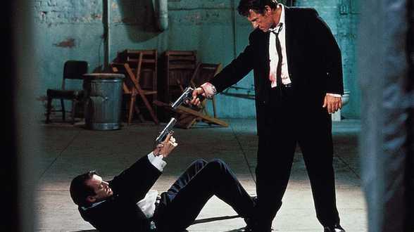 Vanavond op TV: Reservoir Dogs - Actueel