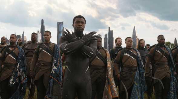 Vanavond op TV: Avengers: Infinity War - Actueel