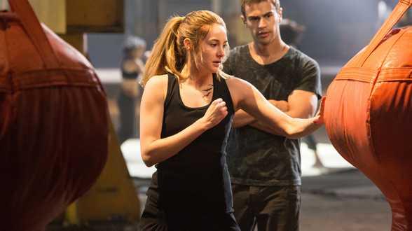 Vanavond op TV: Divergent - Actueel