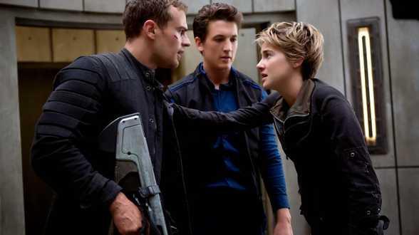 Vanavond op TV: Insurgent - Actueel