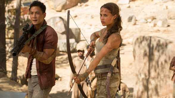 Vanavond op TV: Tomb Raider - Actueel